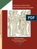 Buch – Wissen – Identität. Kulturwissenschaftliche Studien