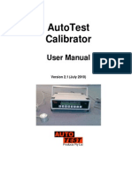 AutoTest Calibrator User Manual _A4 Version_-4