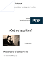 Presentacion de Hannah Arendt