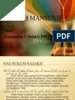 Konsep Nasakh & Mansukh