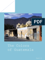 The Colors of Guatemala 2