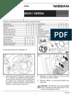 130 00110 Manual Alarme Nissan Curvas