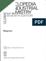 Encyclopedia of Industrial Chemistry