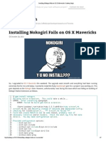 Installing Nokogiri Fails on OS X Mavericks _ Jasdeep Singh