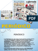 Estructura Discursiva Del Periódico y La Revista