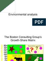 environment analysis