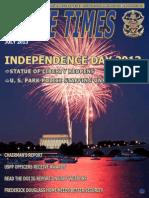 Eagle Times Dispatch (July 2013)
