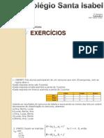 exercícios_matrizes