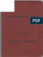 Grand Trunk Railway System