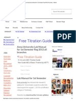 Anna University Lab Manual for 1st Semester Reg 2013 All Branches - MyKalvi