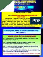 Curso - Desenvolvimento Mediunico