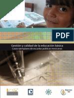 Gestion y calidad... Casos ejemplares de Escs. publicas - SEP.pdf