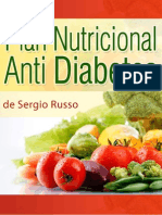 Plan Nutricional Anti Diabetes
