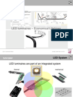 LED Luminaires - Economical Lifetime and Service Concepts, June 2011