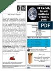 St. Augustine Roman Catholic Church, Parish Bulletin, August 17, 2014