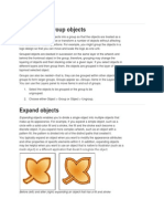 Grouping Eraser and Expanding Worksheet