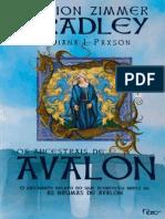 Os Ancestrais de Avalon - Marion Zimmer Bradley