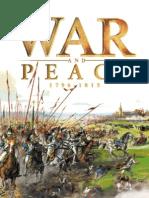 Manual Juego War & Peace