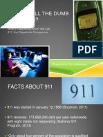 911 presentation