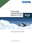 CAPA India Research Reports Brochure 2014