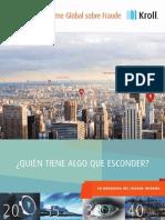 Informe Global Sobre Fraude