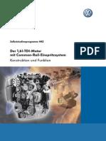 Der 1,6l-TDI-Motor Mit Common-Rail-Einspritzsystem; Konstruktion Und Funktion