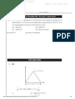 Gate Test Paper