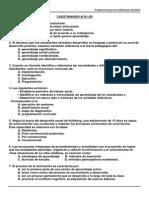 Cuestionario III d1-d2
