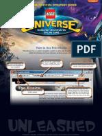 Lego Universe Prima Official Guide