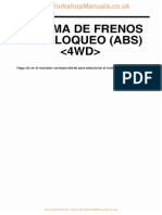 35c Sistema de Frenos Antobloque (Abs) 4wd
