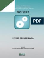 Relatório 2 - Vol i - Campinorte - Lrv