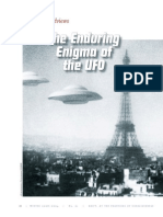 Enduring Enigma of UFO