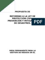 Propuesta de Reformas Presentado 130213