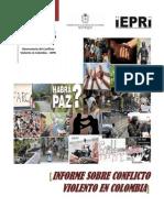 Primer Informe IEPRI Sobre Conflicto Violento en Colombia_2011-2012_versionjulio21