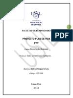 Proyecto de Plan de Vida ACTUALIZADO