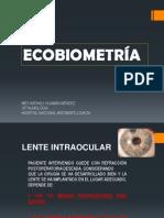 ecobiometria
