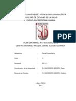Monografia Proyeccion Social