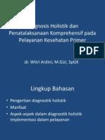 4.Diagnosis Holistik
