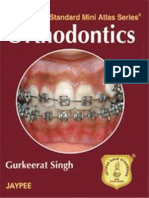 Jaypee Gold Standard Mini Atlas Series Orthodontics