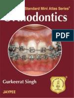 Jaypee Gold Standard Mini Atlas Series Orthodontics