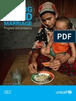 Child Marriage Data