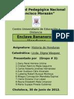 128307864 Informe Enclave Bananero en Honduras