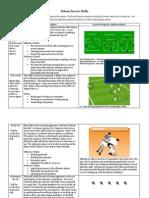 athens soccer drills