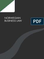 Norwegian Business Law January 2011