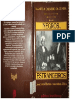 Negros Estrangeiros Manuela Carneiro Da Cunha