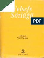 Cem Frolov Felsefe Sozlugu 1991