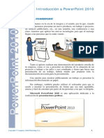 Manual PowerPoint2010 Lec01