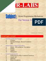 04 Kernel Prog Mechanisms-V2.6