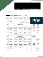 Schedule _ CFRC 101.9 FM