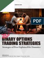 Binary Options Trading Strategies